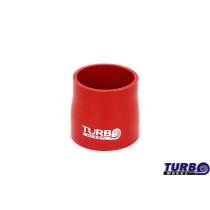 Szilikon szűkító TurboWorks Piros 45-67mm